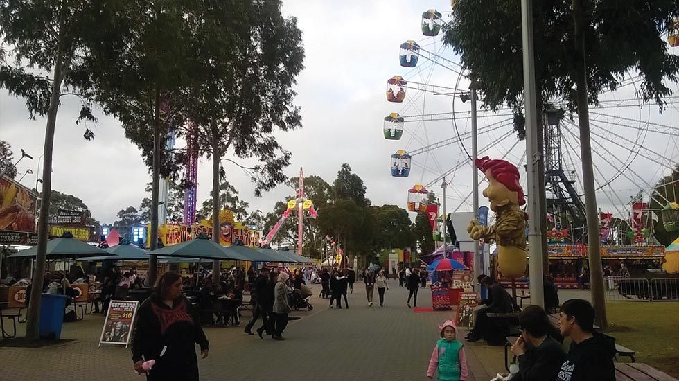 Adelaide Show Ground