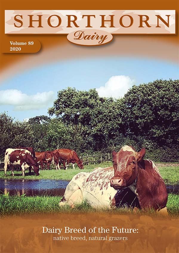 Dairy Shorthorn Journal 2020